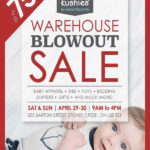Kushies Warehouse Sale 2017