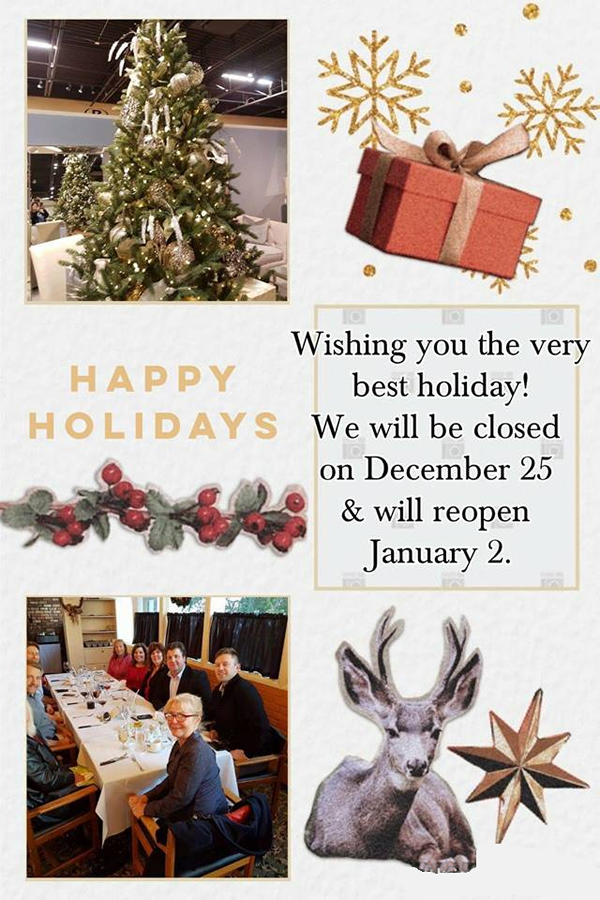Office Closure For Christmas - Stoney Creek Chamber of Commerce